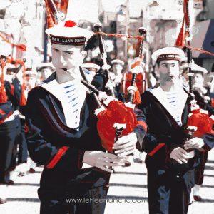 bagad de Lann-Bihoué Danse bretonne