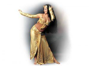 danse orientale mains et bras
